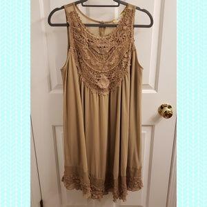 Altar'd State Charlotte Dress